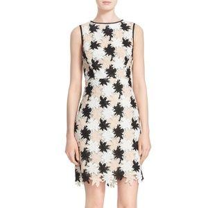 Kate Spade New York Tiger Lily Lace Sheath Dress